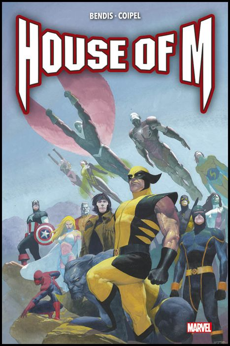 MARVEL DELUXE - HOUSE OF M