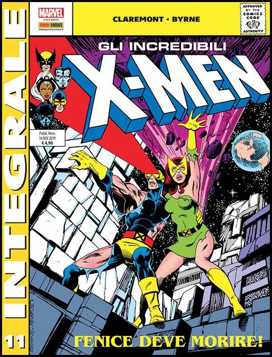 MARVEL INTEGRALE - X-MEN #    11