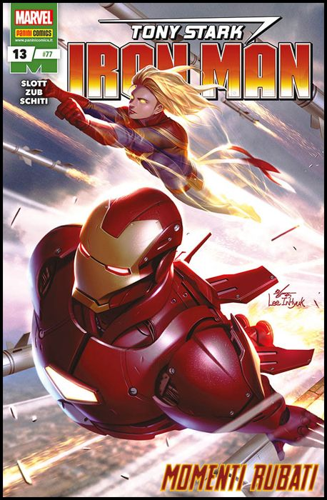 IRON MAN #    77 - TONY STARK - IRON MAN 13