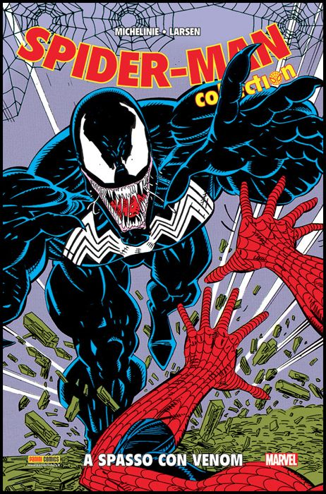 SPIDER-MAN COLLECTION CARTONATO #    20 - A SPASSO CON VENOM