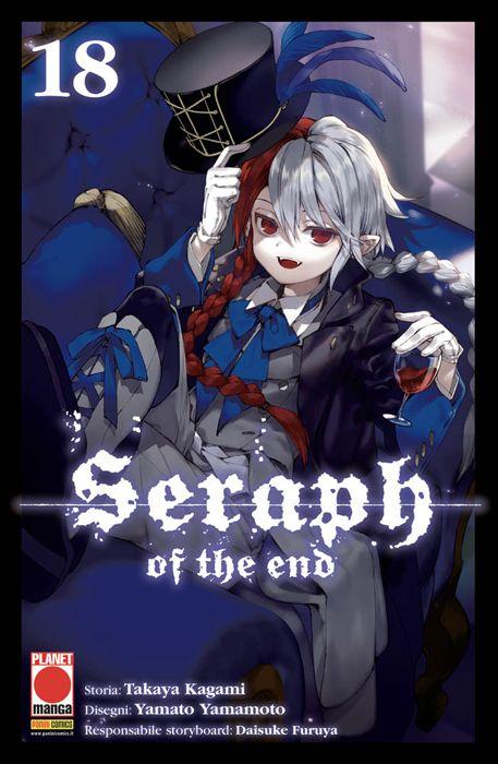 ARASHI #    28 - SERAPH OF THE END 18