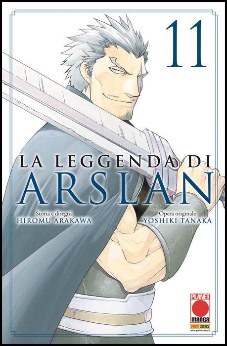 SENKI #    13 - LA LEGGENDA DI ARSLAN 11