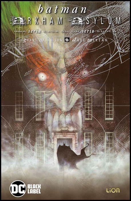 DC BLACK LABEL PRESTIGE DELUXE - BATMAN: ARKHAM ASYLUM
