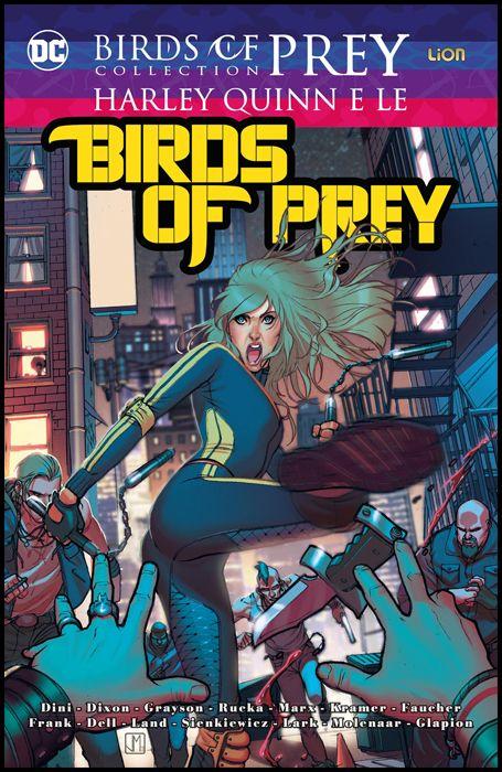 BIRDS OF PREY COLLECTION - BIRDS OF PREY: HARLEY QUINN E LE BIRDS OF PREY