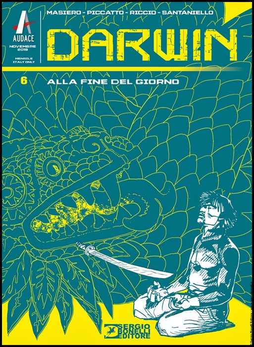 COLLANA ORIENT EXPRESS #    13 - DARWIN 6: ALLA FINE DEL GIORNO