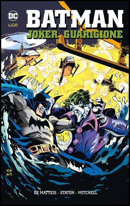 DC UNIVERSE LIBRARY - BATMAN - JOKER: GUARIGIONE