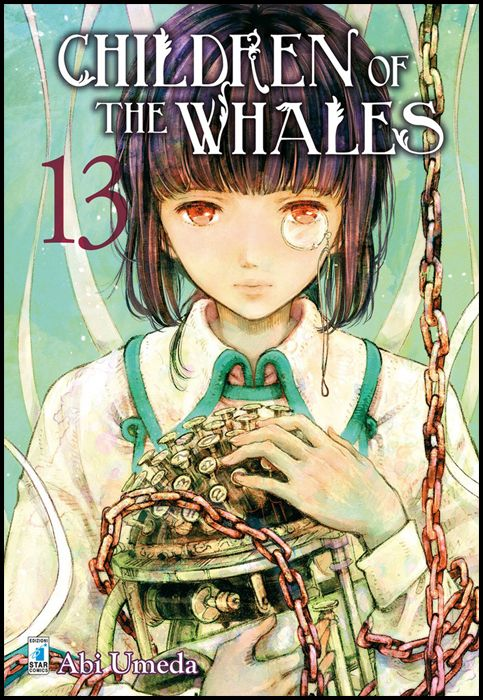 MITICO #   266 - CHILDREN OF THE WHALES 13