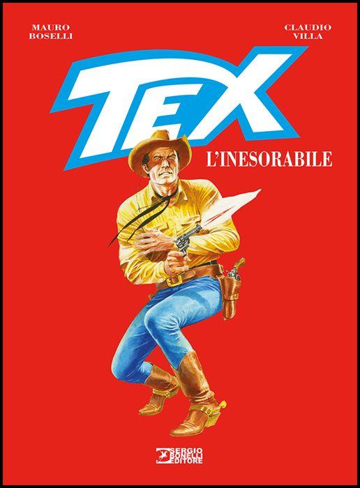 TEX: L'INESORABILE - CARTONATO