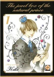 LADY COLLECTION - THE JEWEL BOX OF THE NATURAL PRINCE 1/5 COMPLETA NUOVI