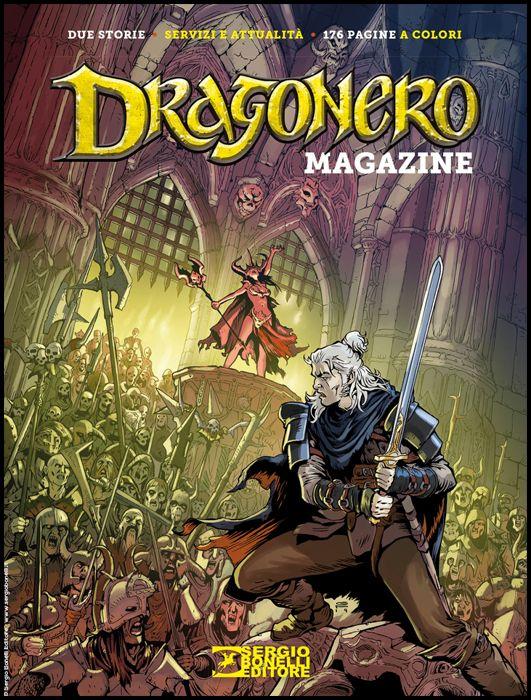 DRAGONERO MAGAZINE #     5 - 2019