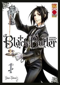 BLACK BUTLER 1/3 1A RISTAMPA