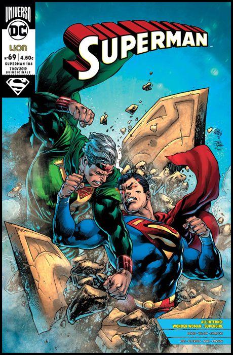 SUPERMAN #   184 - SUPERMAN 69