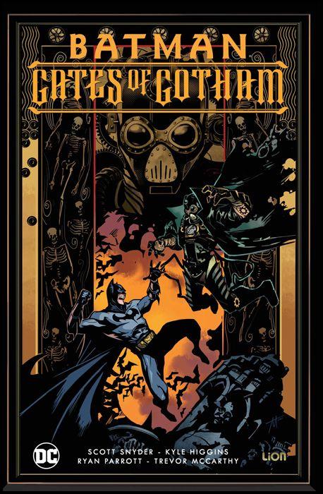 DC DELUXE - BATMAN: GATES OF GOTHAM
