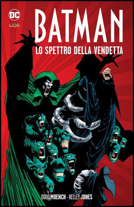 GRANDI OPERE DC - BATMAN - KELLEY JONES #     3: LO SPETTRO DELLA VENDETTA