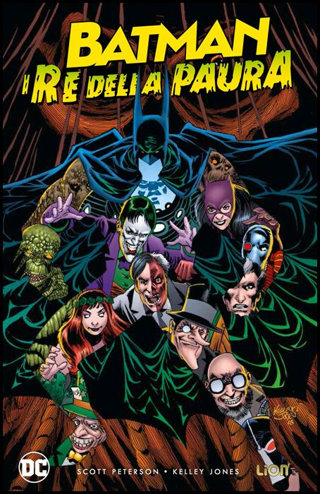 GRANDI OPERE DC - BATMAN: I RE DELLA PAURA