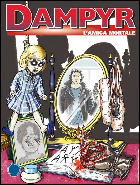 DAMPYR #   236: L'AMICA MORTALE