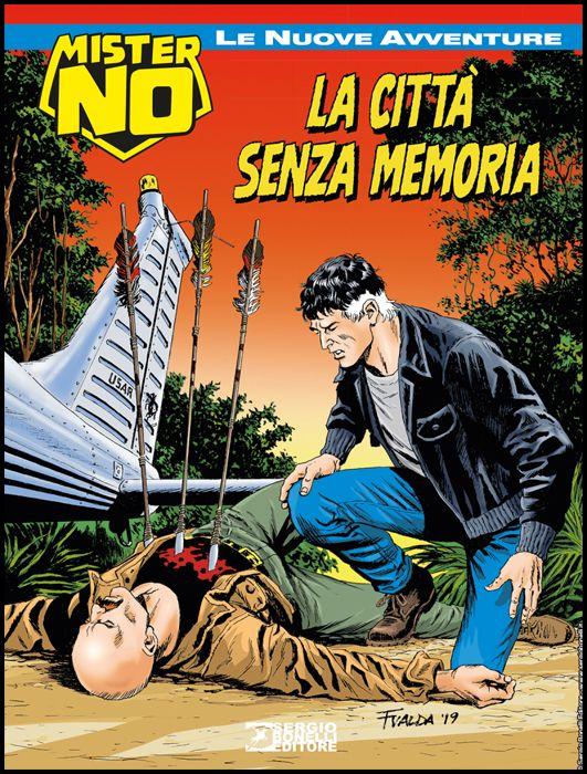 COLLANA AMAZZONIA #     5 - MISTER NO LE NUOVE AVVENTURE 5: LA CITTÀ SENZA MEMORIA