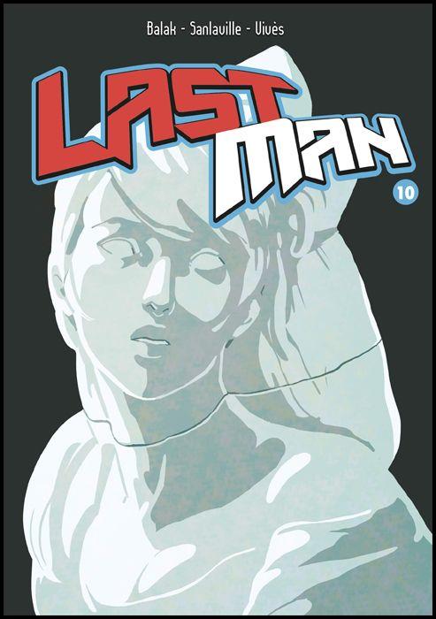 LAST MAN #    10