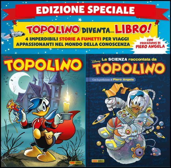 TOPOLINO LIBRETTO #  3332 + TOPOSCIENZA