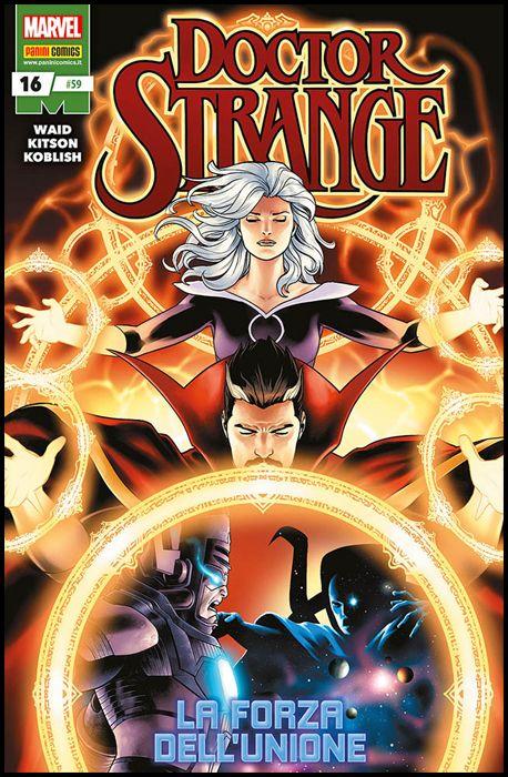 DOCTOR STRANGE #    59 - DOCTOR STRANGE 16