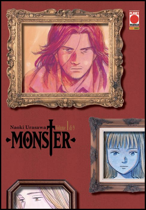 MONSTER DELUXE #     1 - 4A RISTAMPA
