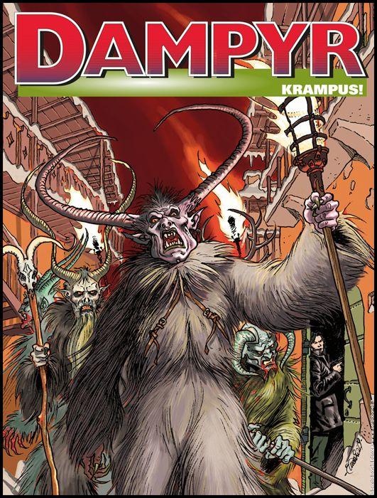 DAMPYR #   237: KRAMPUS!