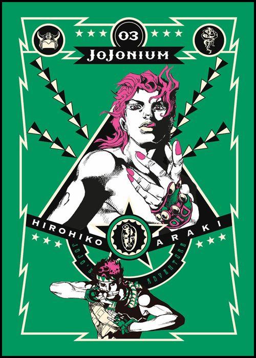 JOJONIUM #     3 - PHANTOM BLOOD  3 (DI 3)