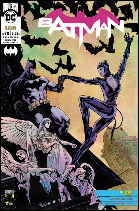 BATMAN #   183 - BATMAN 70
