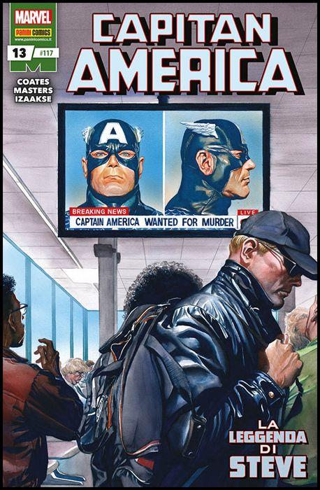 CAPITAN AMERICA #   117 - CAPITAN AMERICA 13