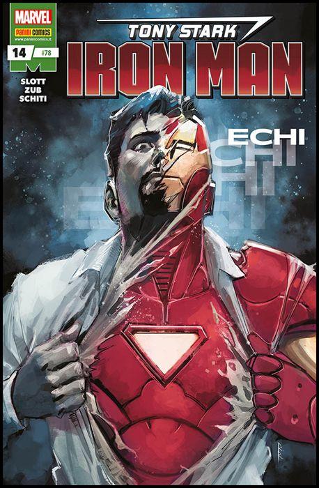 IRON MAN #    78 - TONY STARK - IRON MAN 14