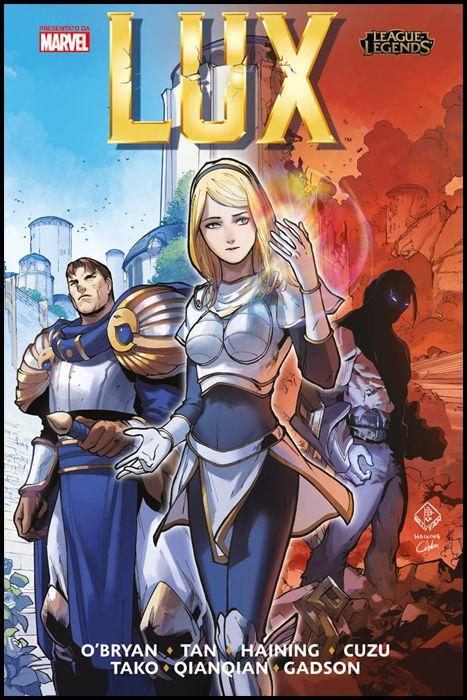 LEAGUE OF LEGENDS #     2 - LUX
