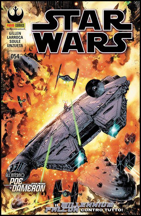 STAR WARS #    54