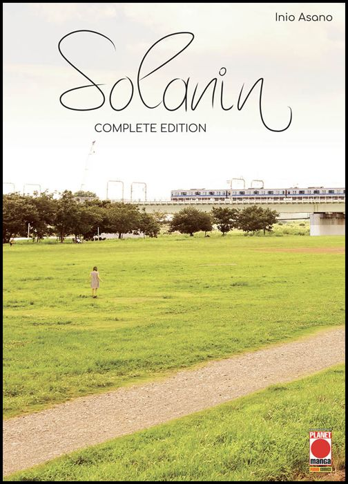 ASANO COLLECTION - SOLANIN COMPLETE EDITION
