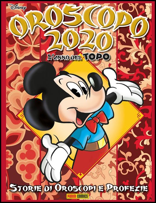 DISNEY MIX #     3 - OROSCOPO 2020 L'ANNO DEL TOPO - STORIE DI OROSCOPI E PROFEZIE
