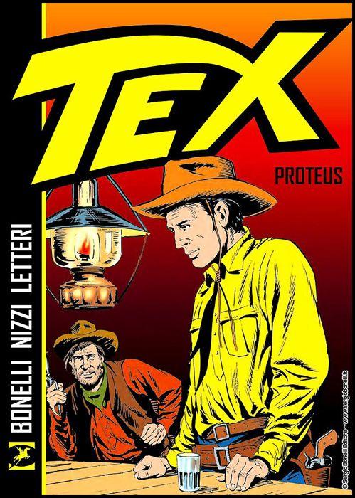 TEX: PROTEUS - BROSSURATO
