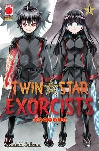 TWIN STAR EXORCISTS  1/23