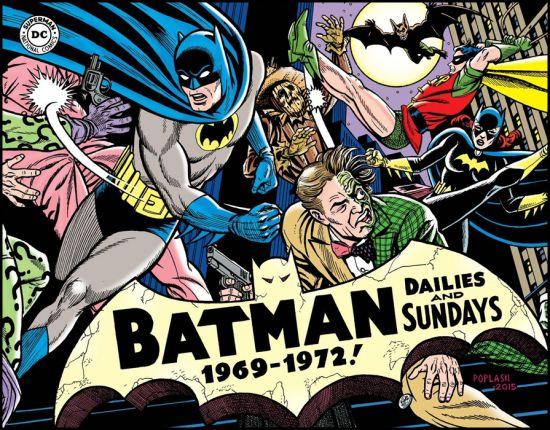 COSMO BOOKS - BATMAN: LE STRISCE A FUMETTI DELLA SILVER AGE #     3 - 1969/1972