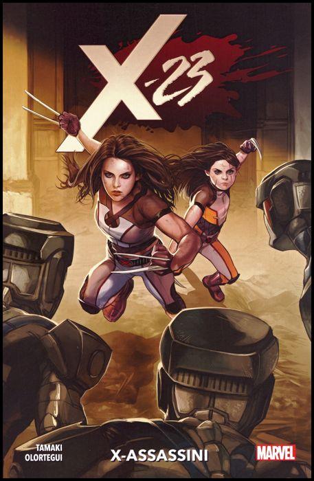 X-23 #     2: X-ASSASSINI