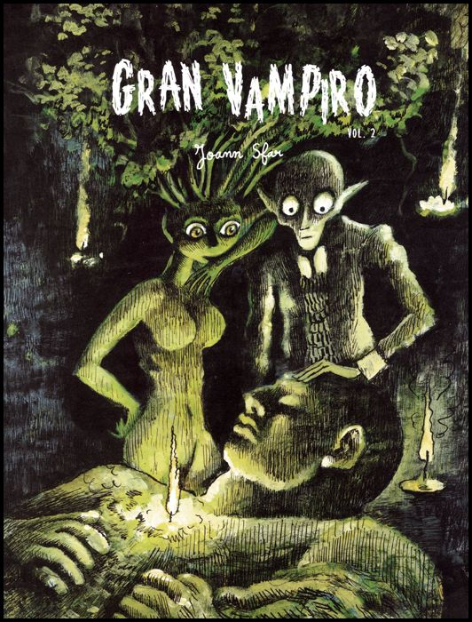 GRAN VAMPIRO #    2
