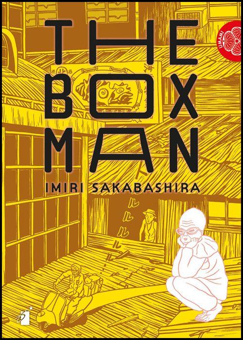 UMAMI #    10 - THE BOX MAN