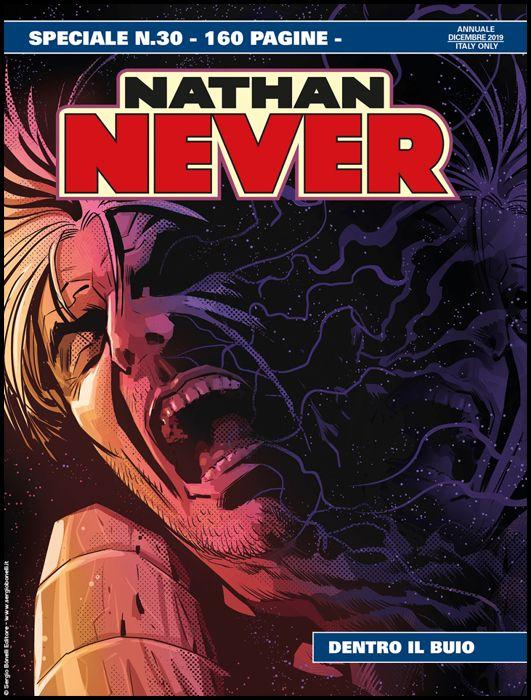 NATHAN NEVER SPECIALE #    30: DENTRO IL BUIO