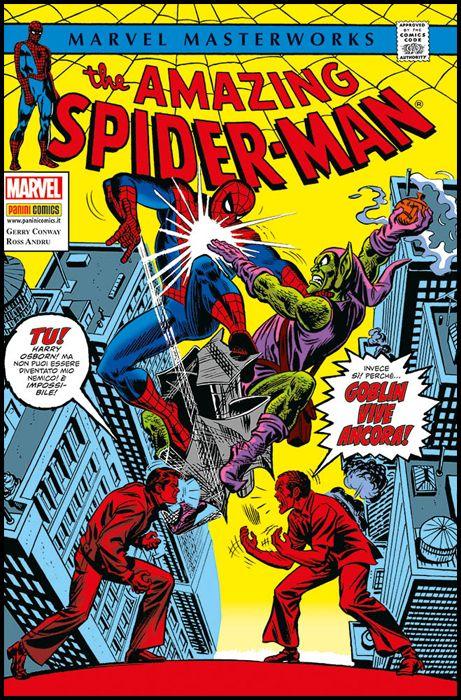MARVEL MASTERWORKS - SPIDER-MAN #    14