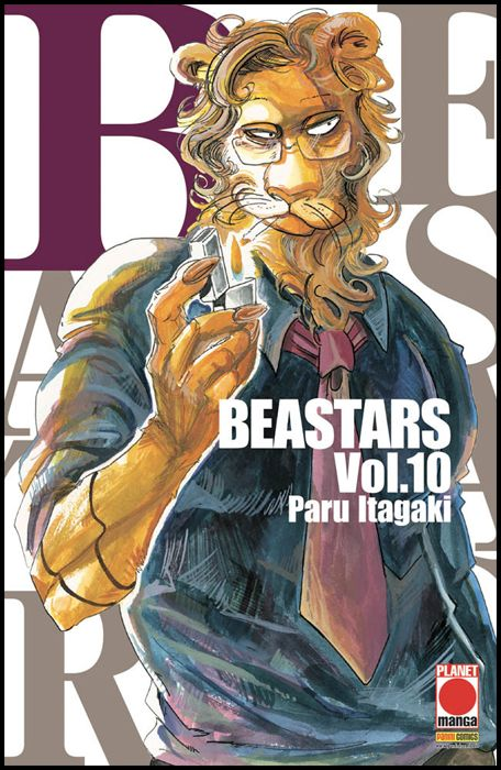BEASTARS #    10