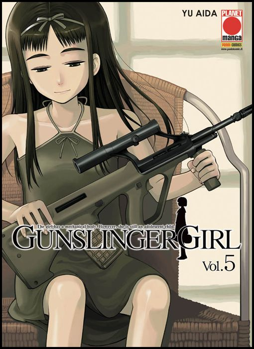 GUNSLINGER GIRL #     5