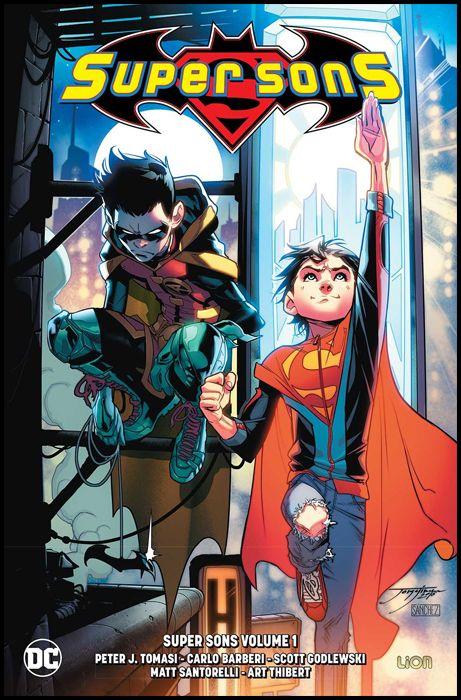 DC MINISERIE - SUPER SONS #     1