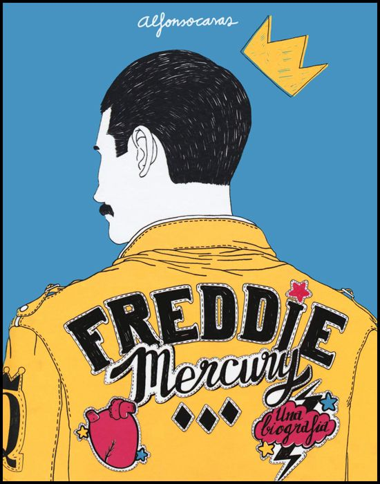 FREDDIE MERCURY - UNA BIOGRAFIA