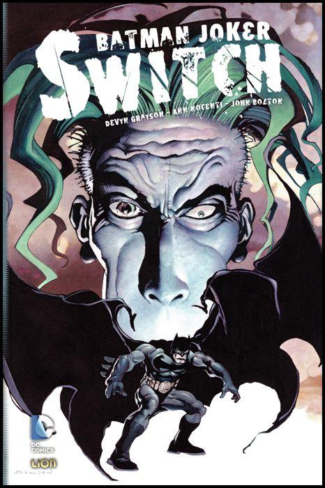BATMAN LIBRARY - BATMAN/JOKER: SWITCH