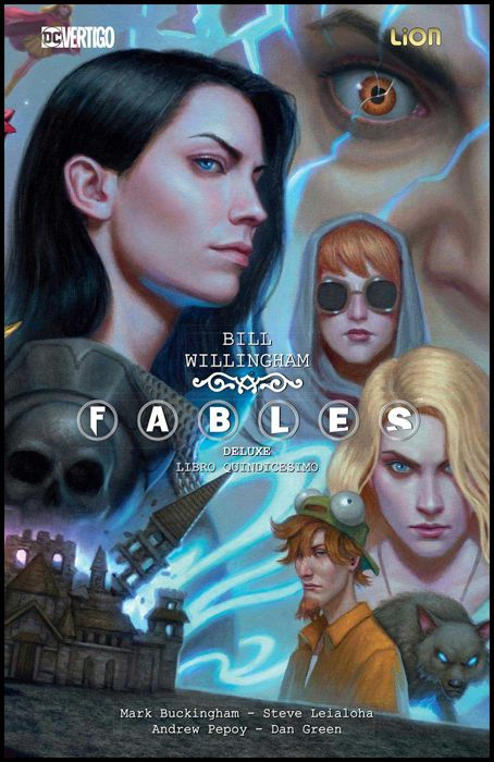 FABLES DELUXE #    15