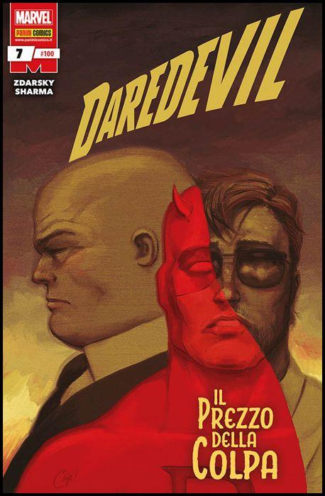 DEVIL E I CAVALIERI MARVEL #   100 - DAREDEVIL 7