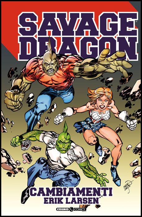 COSMO COMICS SAVAGE DRAGON - SAVAGE DRAGON #    35: CAMBIAMENTI